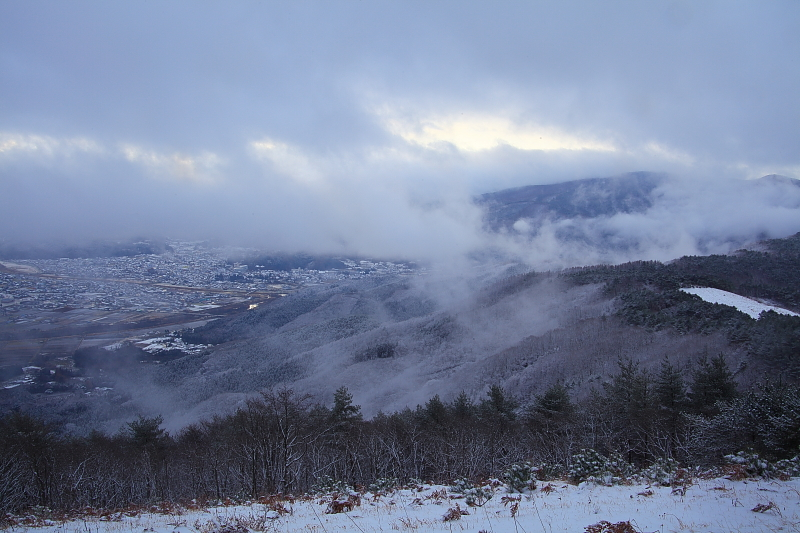 雪の降りた日_f0075075_1155746.jpg