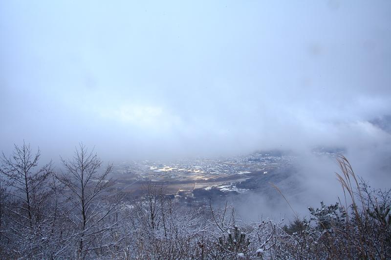 雪の降りた日_f0075075_1165615.jpg