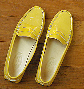 Yellow shoes_b0195783_1110332.jpg