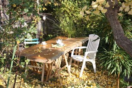 Loop 落ち葉の庭_a0155290_10241497.jpg