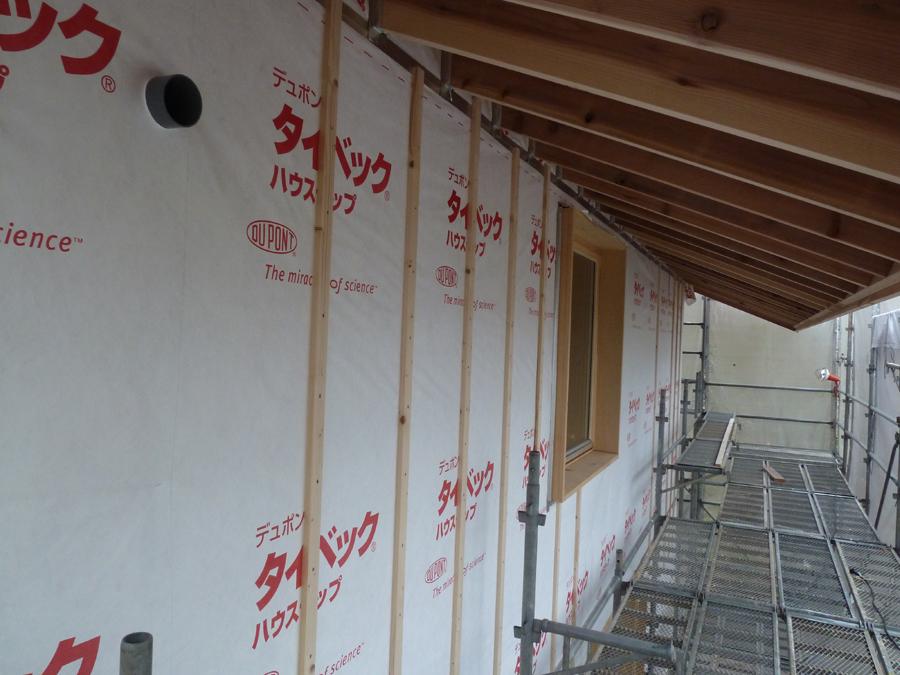 S邸「大沢新道の家」  工事中です。_f0150893_18363240.jpg