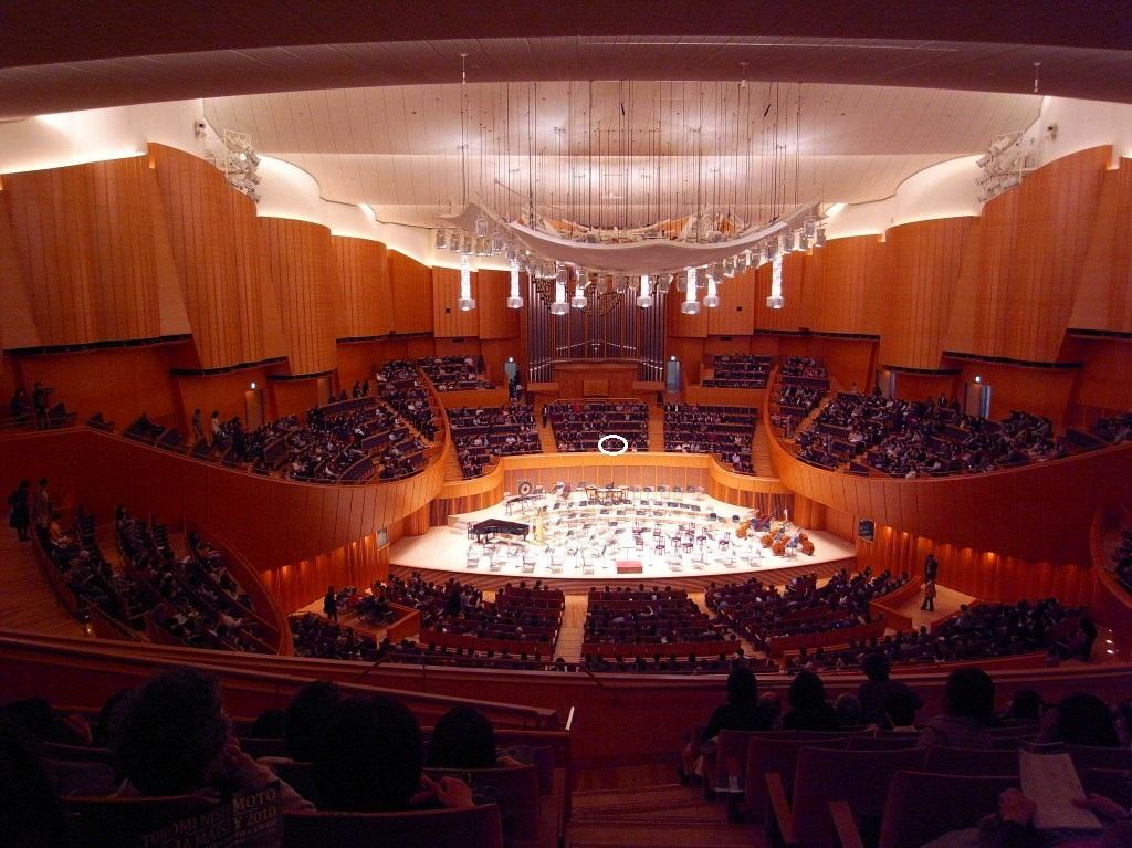11月28日、西本智実とラトビア国立交響楽団のコンサート_f0138096_10483257.jpg