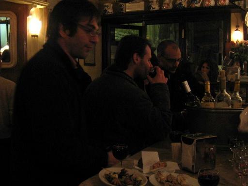 ヴェネツィアのバーカロ_b0107003_2345299.jpg