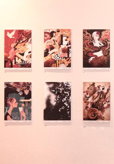 ニューヨークでの桜Ex2010展示_f0172313_1444664.jpg