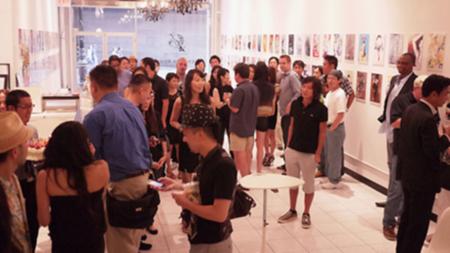 ニューヨークでの桜Ex2010展示_f0172313_1482711.jpg