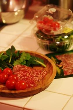 秋のパーティー 5・料理はより簡単に_b0048834_1884342.jpg