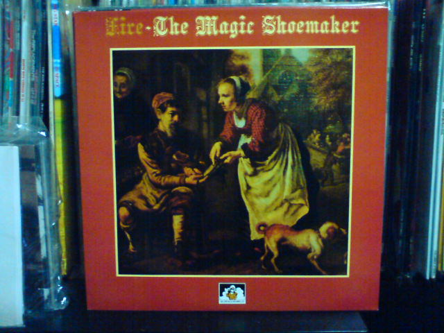 The Magic Shoemaker / Fire_c0104445_21524912.jpg