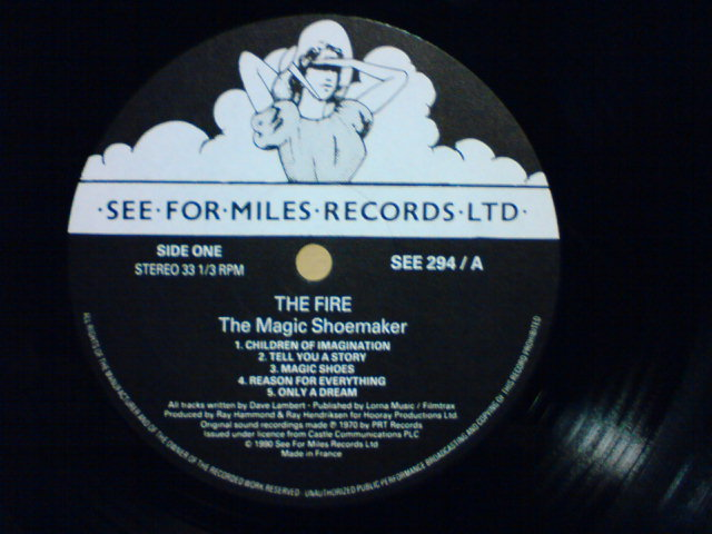 The Magic Shoemaker / Fire_c0104445_21533478.jpg