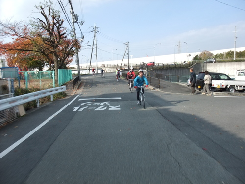 秋のサイクリング~八幡市・流れ橋 往復75km~_d0174462_048078.jpg