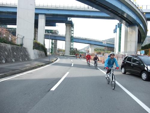 秋のサイクリング~八幡市・流れ橋 往復75km~_d0174462_0525965.jpg
