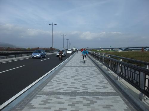 秋のサイクリング~八幡市・流れ橋 往復75km~_d0174462_053395.jpg