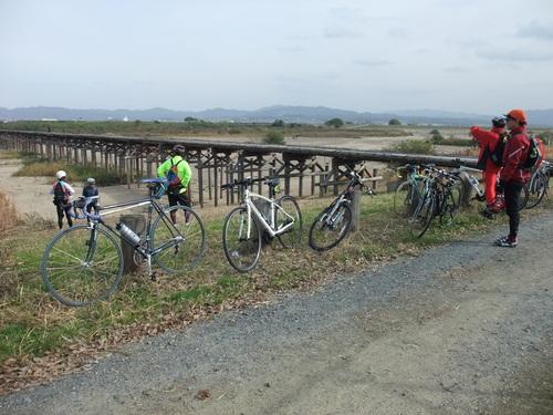 秋のサイクリング~八幡市・流れ橋 往復75km~_d0174462_1132772.jpg