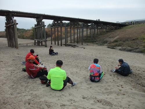 秋のサイクリング~八幡市・流れ橋 往復75km~_d0174462_124353.jpg