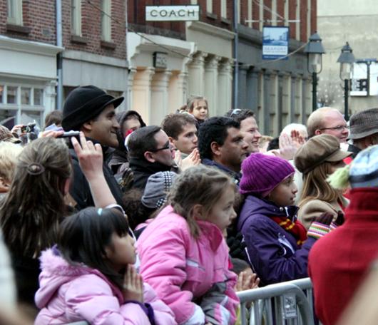 サウス・ストリート・シーポートの歌うクリスマス・ツリー 2010_b0007805_10164187.jpg