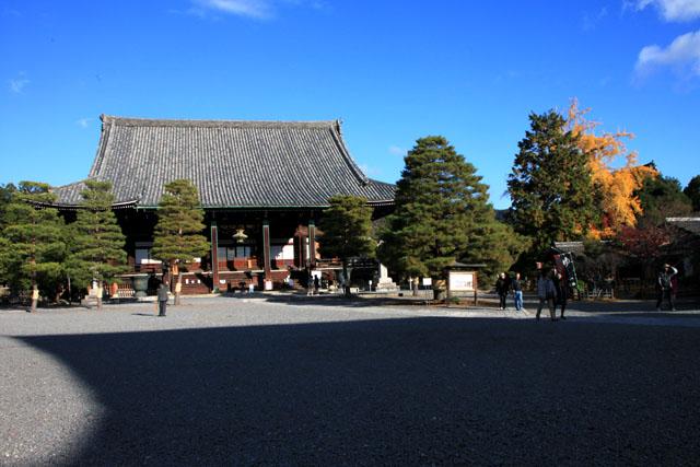 釈迦堂清涼寺 紅葉終盤_e0048413_21584845.jpg