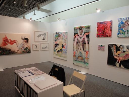 +PLUS Tokyo Contemporary Art Fair_b0170514_0382532.jpg