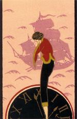 蔵織 新春企画 「 小林かいちと日本アールデコ展 」 _d0178448_1141639.jpg