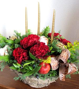 ★ハッピークリスマス★_a0118355_21192387.jpg