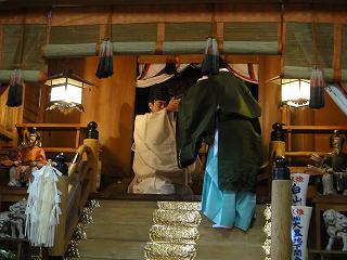 白山神社「新嘗祭」と常蔵「秋ごと」_b0092684_8435725.jpg
