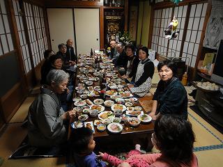 白山神社「新嘗祭」と常蔵「秋ごと」_b0092684_8511915.jpg