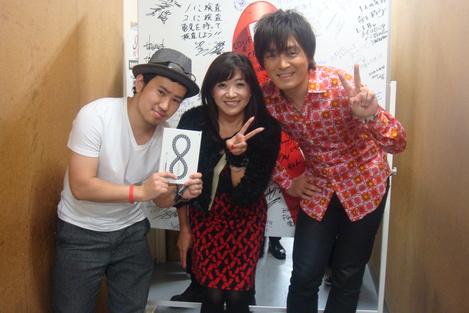『RED RIBBON LIVE 2010』ご報告☆_e0142585_2162620.jpg