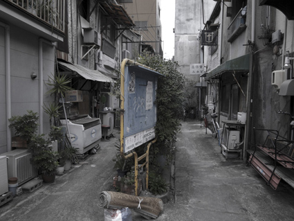 昭和の日本の長屋 2_b0206197_16152015.jpg
