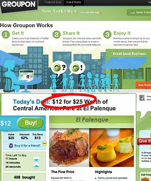 地域密着で大ブレーク中のグルーポン(Groupon)をGoogleが買収か?_b0007805_12412998.jpg