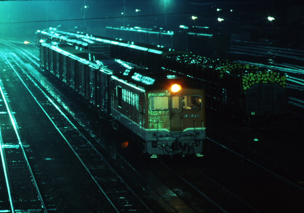 雨の夜 - 1982年12月・多度津 -_b0190710_23572041.jpg