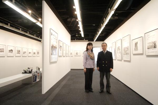 「43枚の年賀状写真展」・・・・・白髭_d0138130_1243815.jpg