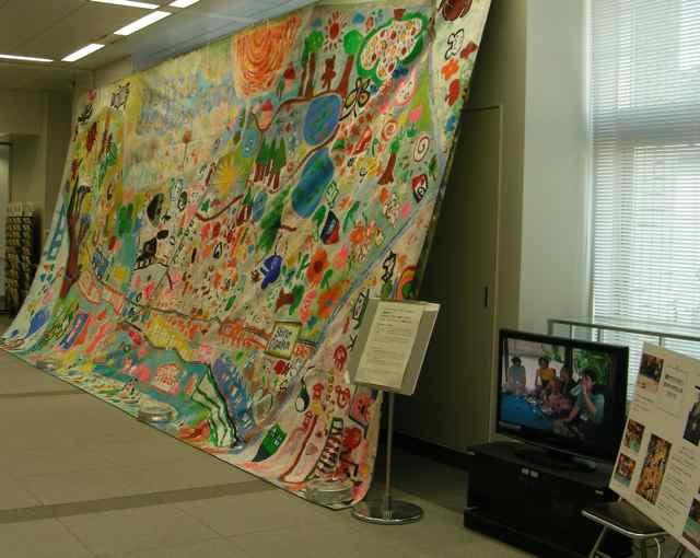 キッズクラフト展2010淀川区役所_d0076558_22103526.jpg