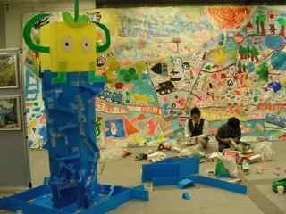 キッズクラフト展2010淀川区役所_d0076558_22144029.jpg