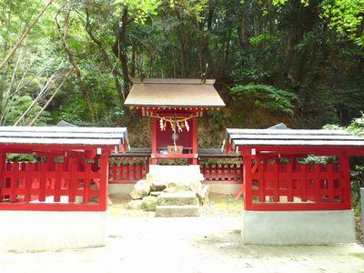 高倉神社(2)弥生の風景そのままに・伊賀彦は水銀産出の国から来て、ここに留まった_c0222861_1518527.jpg