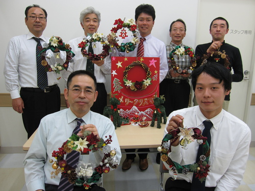 男性のためのお花の教室「自由きままに花レッスン」 3回目_d0092262_249285.jpg