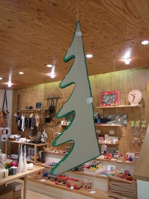 デンマークのハニカムペーパー製クリスマスツリー、各種入荷!_a0121669_071862.jpg