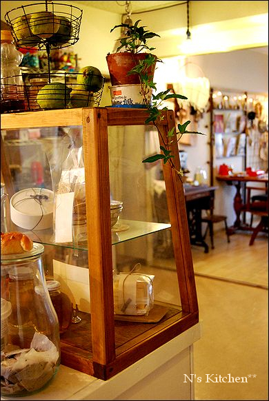久しぶりにN\'s cafe _a0105872_14203029.jpg