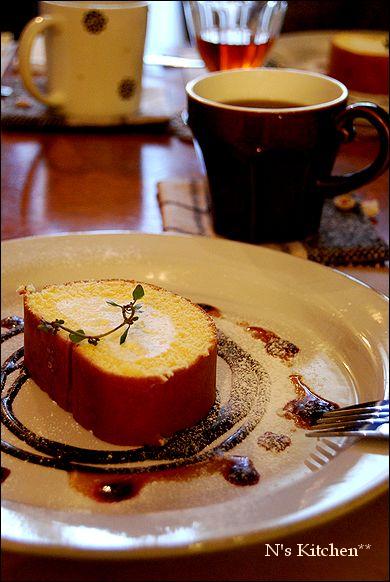 久しぶりにN\'s cafe _a0105872_14205196.jpg