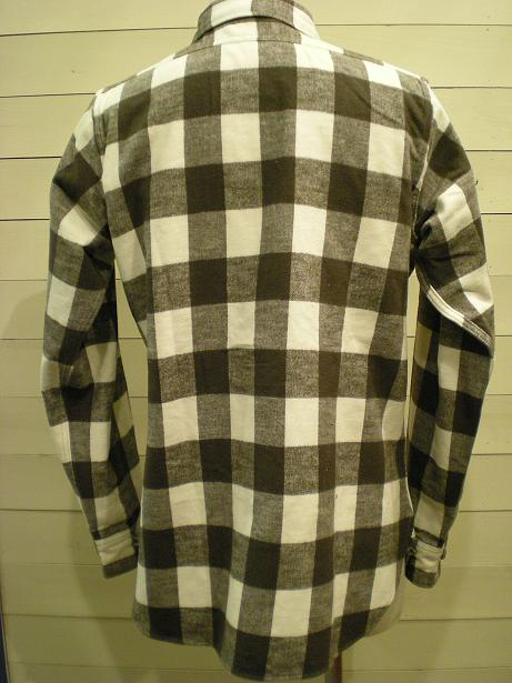 1930\'s Cotton Flannel Shirts mable button_d0160378_16434160.jpg