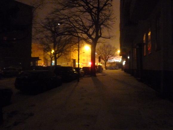ドイツの歴史上一番寒い12月1日でした。_c0180686_1941125.jpg