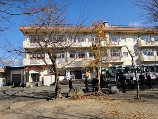 西五十沢小学校閉校式_f0019487_16111943.jpg
