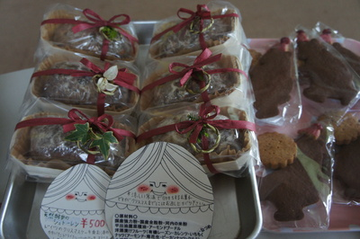 Choz Labo☆クリスマス_b0173606_167225.jpg