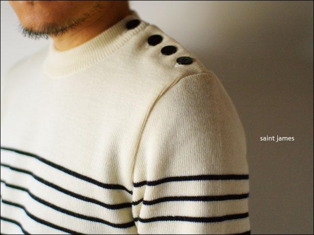 SAINT JAMES [セントジェームス] BINIC 2 [メンズマリンセーター] MEN\'S  _f0051306_19341511.jpg