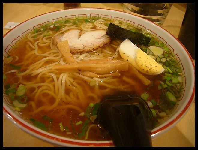 【レストラン】久しぶりのNANIWA-YA(オペラ界隈)Paris_a0014299_20353360.jpg