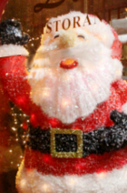リトルイタリーのクリスマス・イルミネーション_b0007805_6524628.jpg