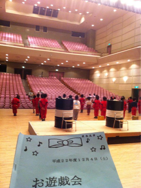 楽生保育園 お遊戯会_b0188106_18244137.jpg