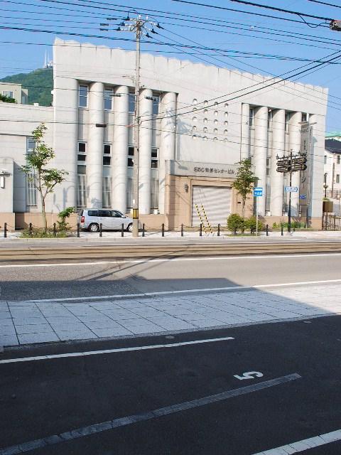 函館・百十三銀行本店(建築家・関根要太郎作品研究、その8)_f0142606_21513341.jpg