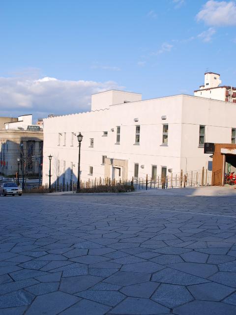 函館・百十三銀行本店(建築家・関根要太郎作品研究、その8)_f0142606_21564572.jpg