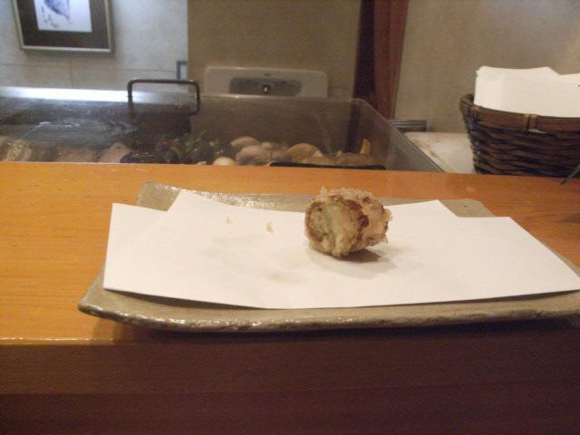天ぷらランチ_e0116211_9394488.jpg