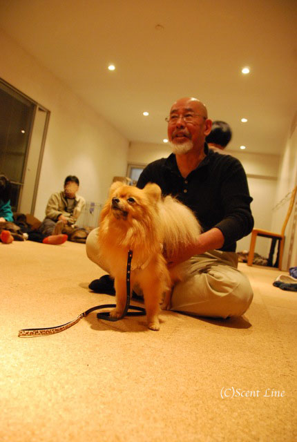 第4回「愛犬の為の整体教室」の模様 その1_c0099133_19563243.jpg