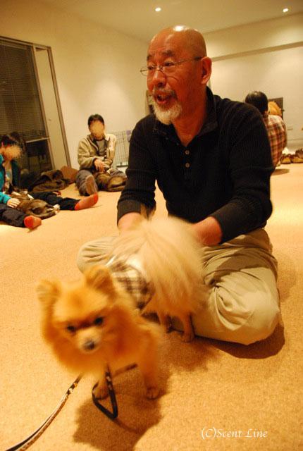 第4回「愛犬の為の整体教室」の模様 その1_c0099133_19564490.jpg