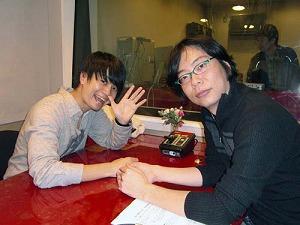 「ぬら孫ラジオ」DJCDは12月29日発売!福山さん、間島さんに聴きどころについて直撃インタビュー!_e0025035_1382486.jpg